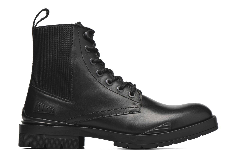 Bottines et boots Kenzo Raid Noir vue derrière