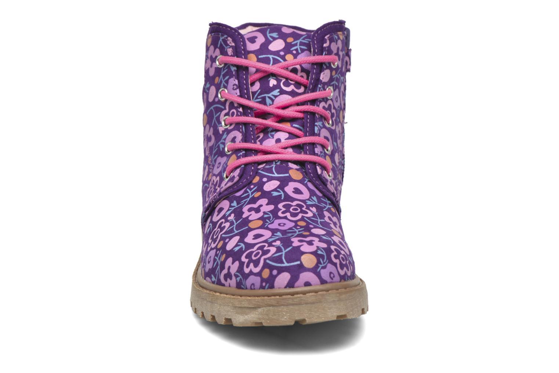 Stiefeletten & Boots Agatha Ruiz de la Prada Dessert Agatha 2 lila schuhe getragen