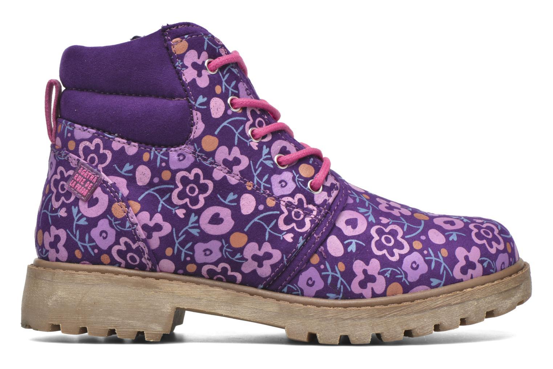 Ankle boots Agatha Ruiz de la Prada Dessert Agatha 2 Purple back view