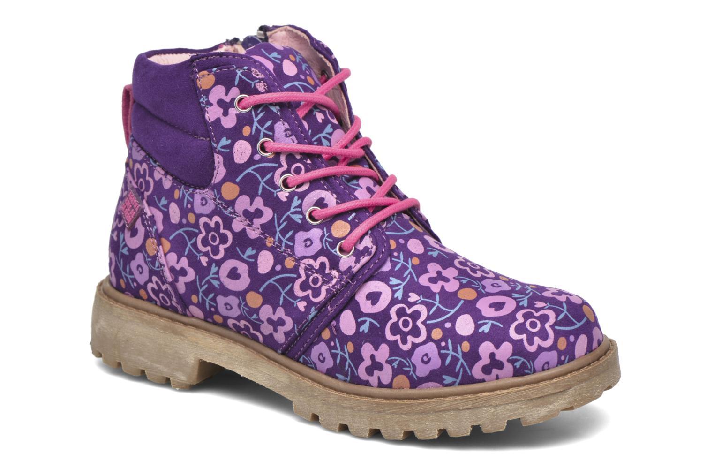 Ankle boots Agatha Ruiz de la Prada Dessert Agatha 2 Purple detailed view/ Pair view