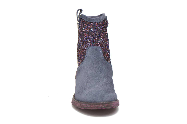 Stiefel Agatha Ruiz de la Prada Vagabunda Agatha 3 blau schuhe getragen