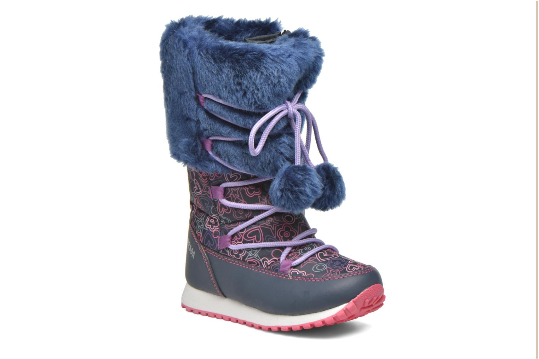 Stiefel Agatha Ruiz de la Prada Après-Ski Agatha 2 blau detaillierte ansicht/modell