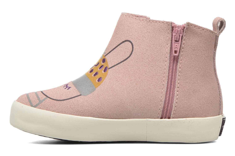 Bottines et boots Gioseppo Bose Rose vue face