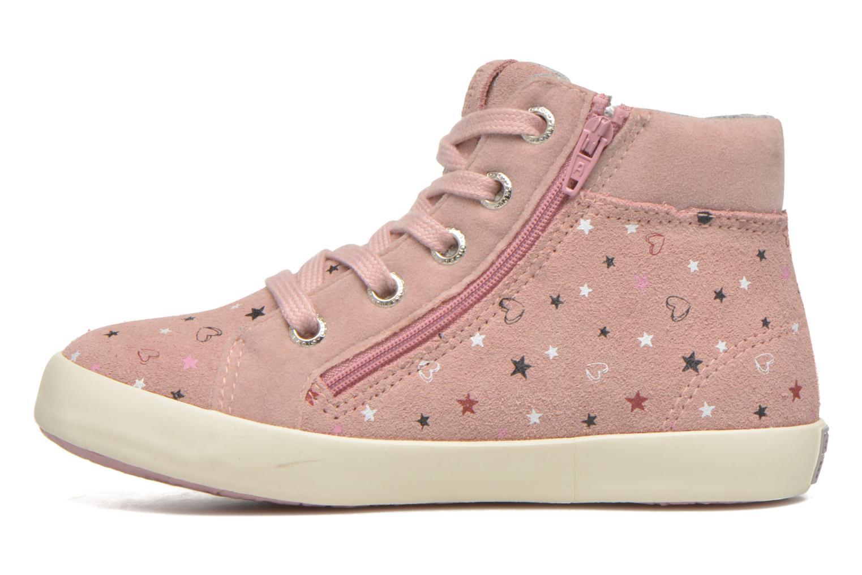 Sneaker Gioseppo Nacha rosa ansicht von vorne
