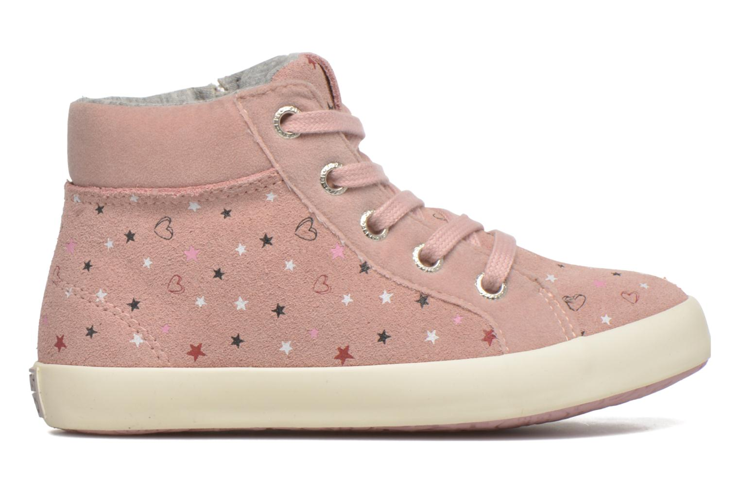 Trainers Gioseppo Nacha Pink back view
