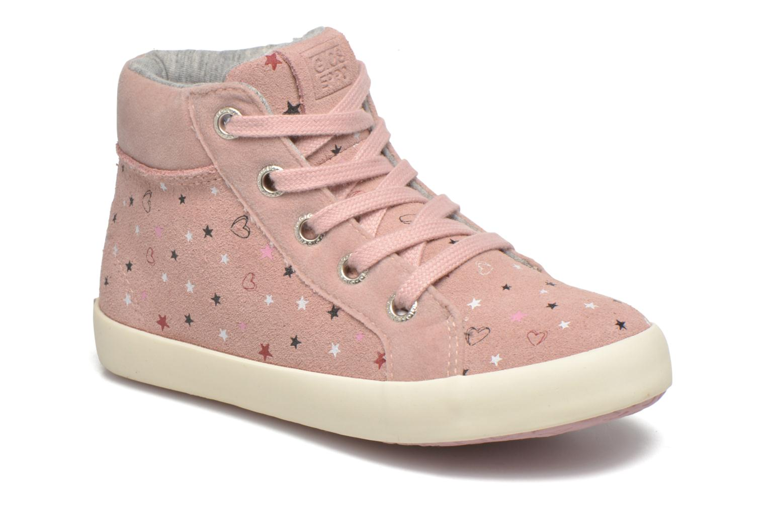Trainers Gioseppo Nacha Pink detailed view/ Pair view