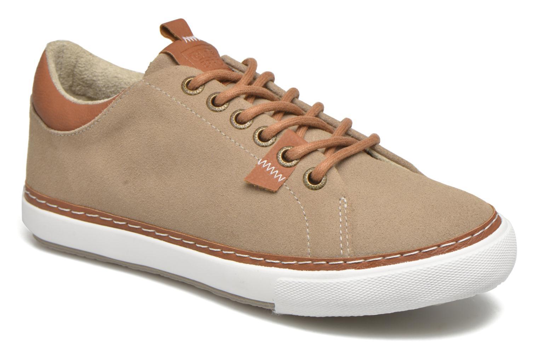 Sneaker Gioseppo Harrison beige detaillierte ansicht/modell
