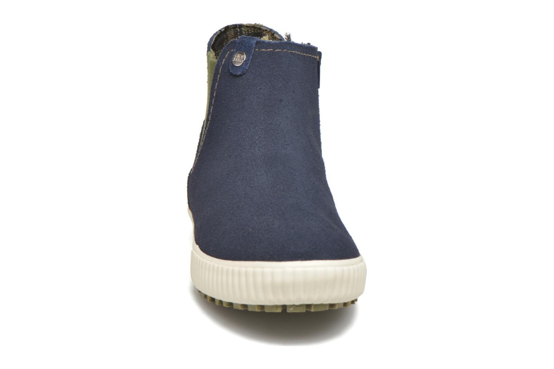 Bottines et boots Gioseppo Sprout Bleu vue portées chaussures