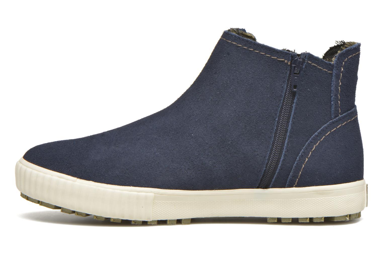 Bottines et boots Gioseppo Sprout Bleu vue face