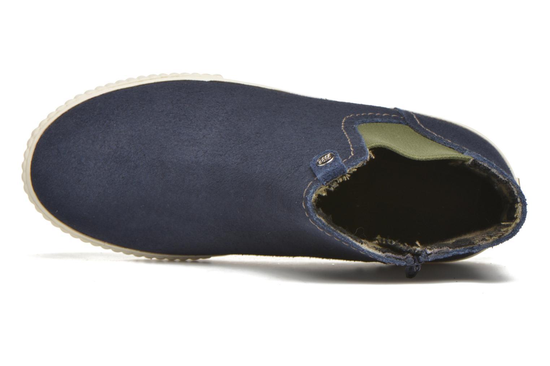 Bottines et boots Gioseppo Sprout Bleu vue gauche