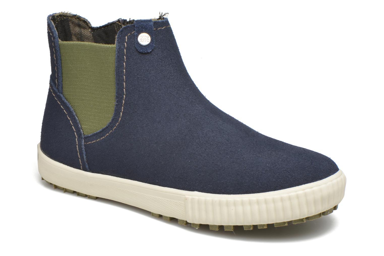 Bottines et boots Gioseppo Sprout Bleu vue détail/paire