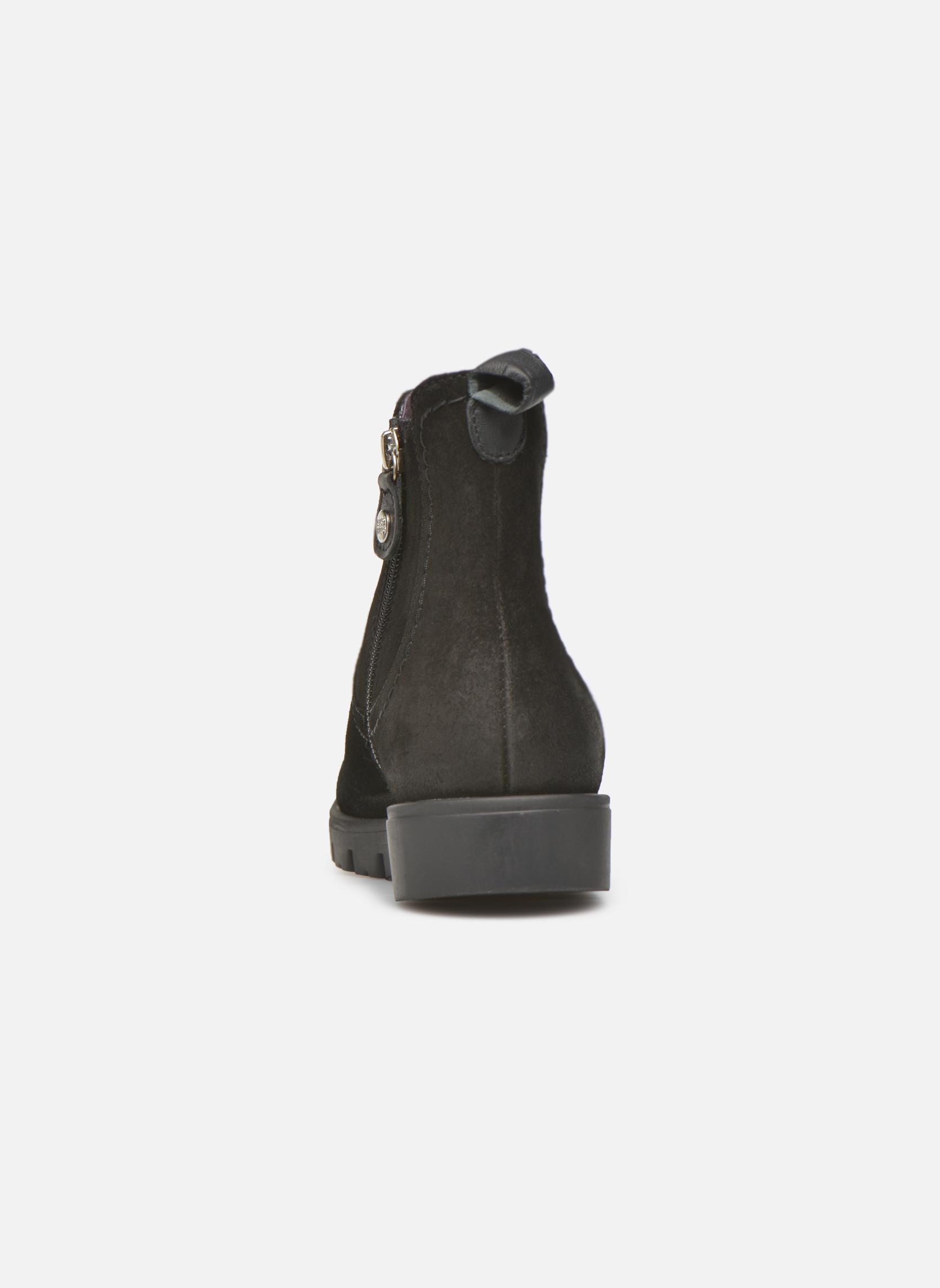 Bottines et boots Gioseppo Muros Noir vue droite