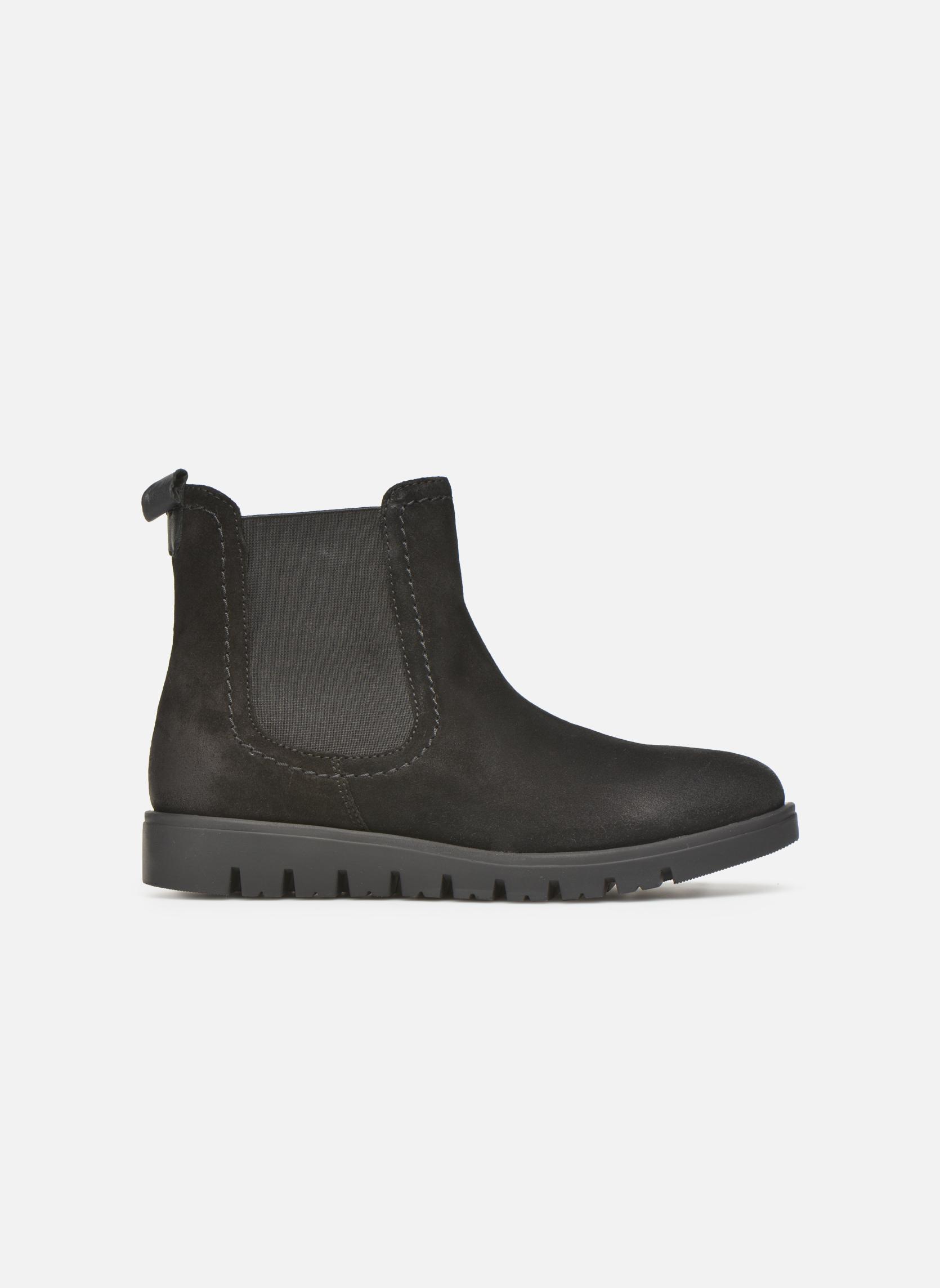 Bottines et boots Gioseppo Muros Noir vue derrière