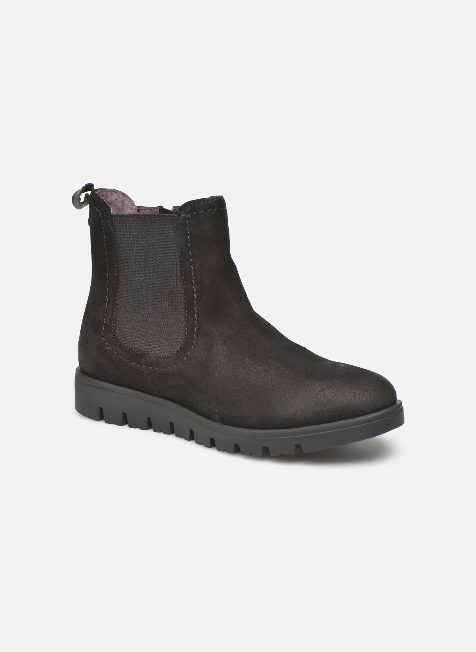 Bottines et boots Gioseppo Muros Noir vue détail/paire