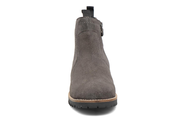 Bottines et boots Gioseppo Grandprix Gris vue portées chaussures