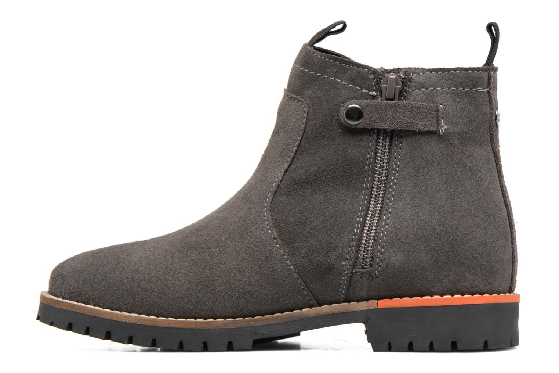Bottines et boots Gioseppo Grandprix Gris vue face