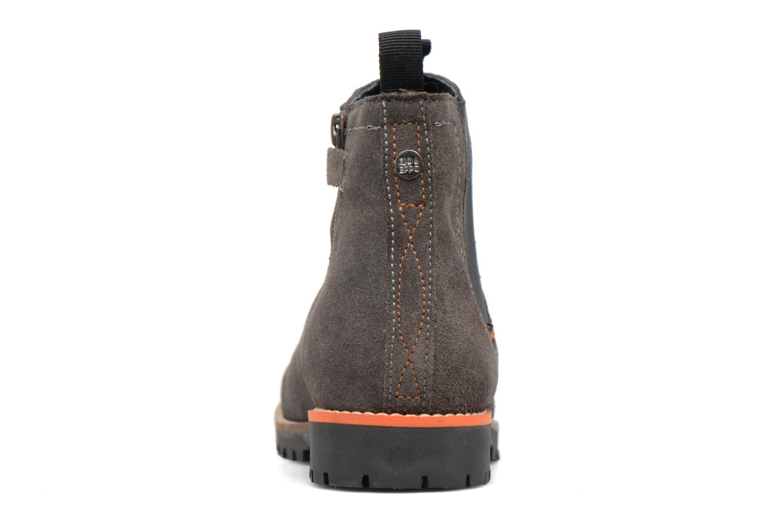 Bottines et boots Gioseppo Grandprix Gris vue droite