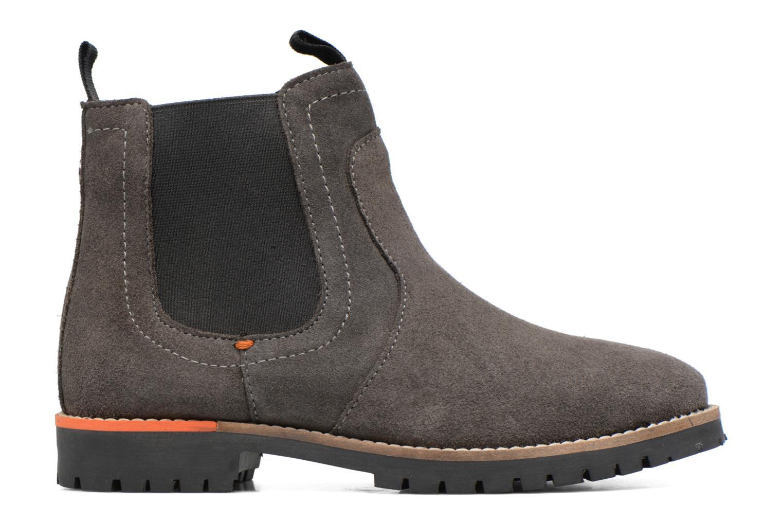 Bottines et boots Gioseppo Grandprix Gris vue derrière