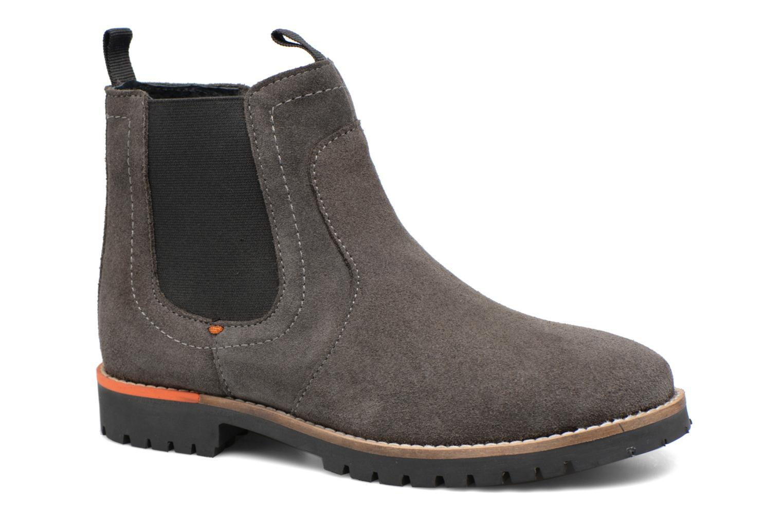 Bottines et boots Gioseppo Grandprix Gris vue détail/paire