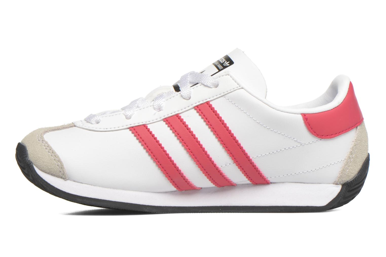 Sneaker Adidas Originals Country Og C weiß ansicht von vorne