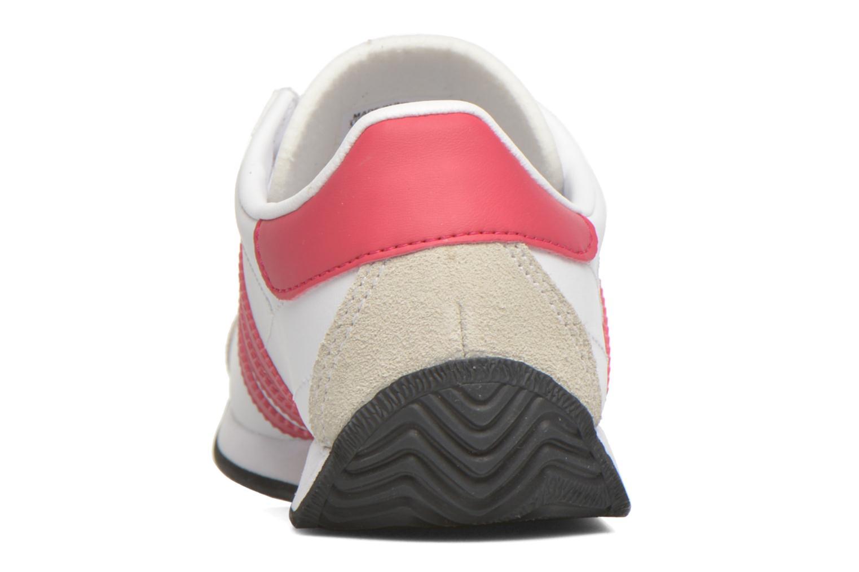 Baskets Adidas Originals Country Og C Blanc vue droite