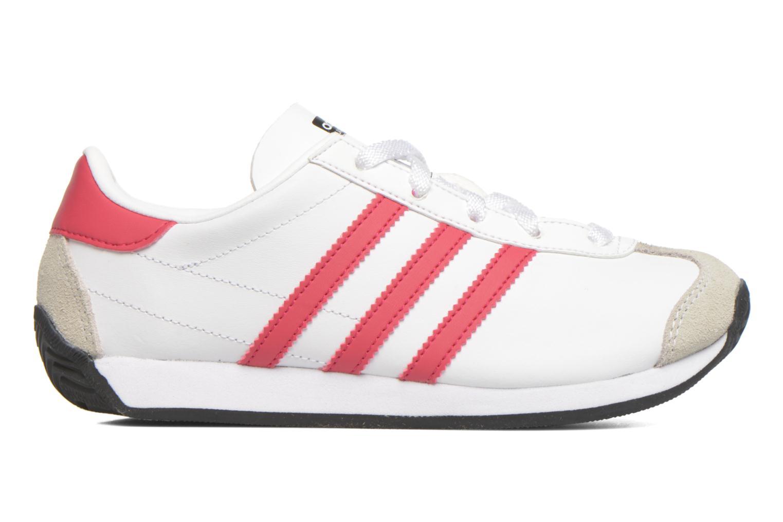 Sneaker Adidas Originals Country Og C weiß ansicht von hinten