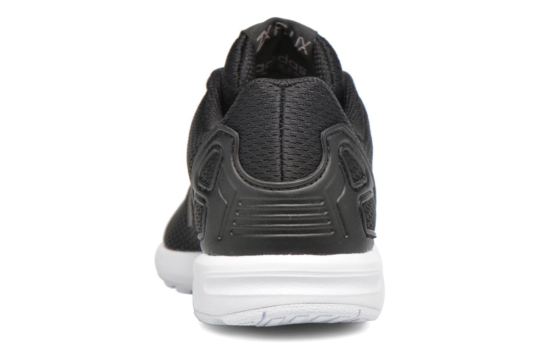 Baskets Adidas Originals Zx Flux C Noir vue droite
