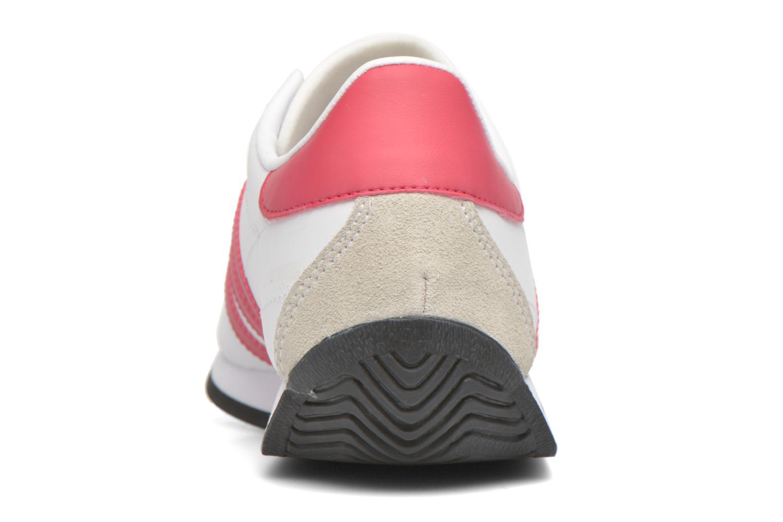 Baskets Adidas Originals Country Og J Blanc vue droite