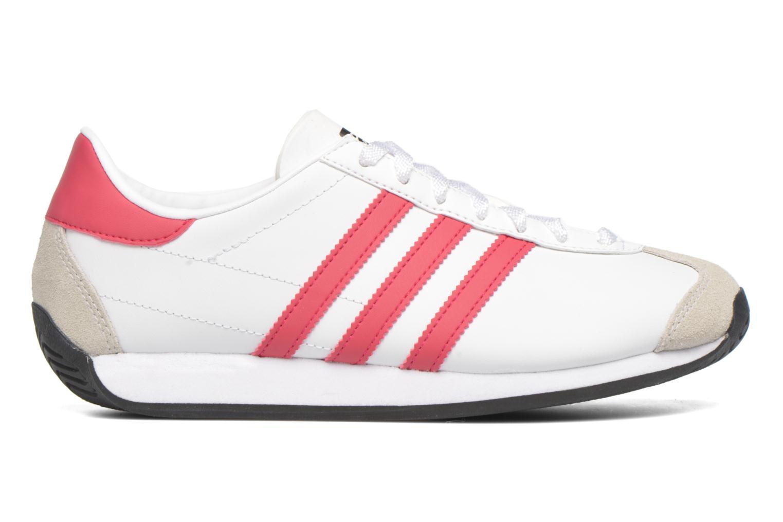 Sneaker Adidas Originals Country Og J weiß ansicht von hinten