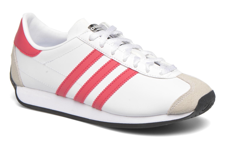 Sneaker Adidas Originals Country Og J weiß detaillierte ansicht/modell