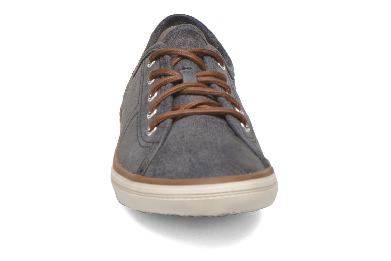 Baskets Esprit Matilda Lace Up Bleu vue portées chaussures