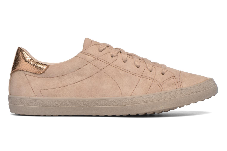Sneaker Esprit Miana Lace Up 2 beige ansicht von hinten