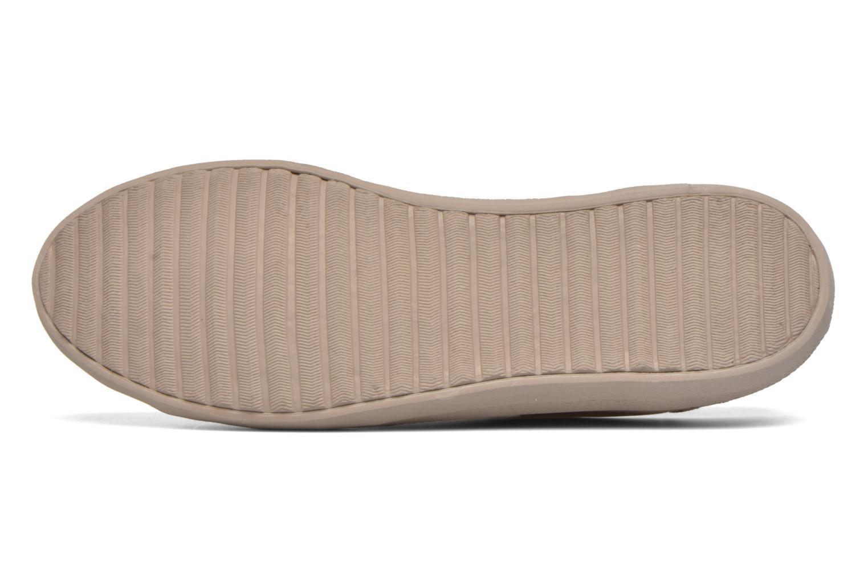 Sneaker Esprit Miana Lace Up 2 beige ansicht von oben