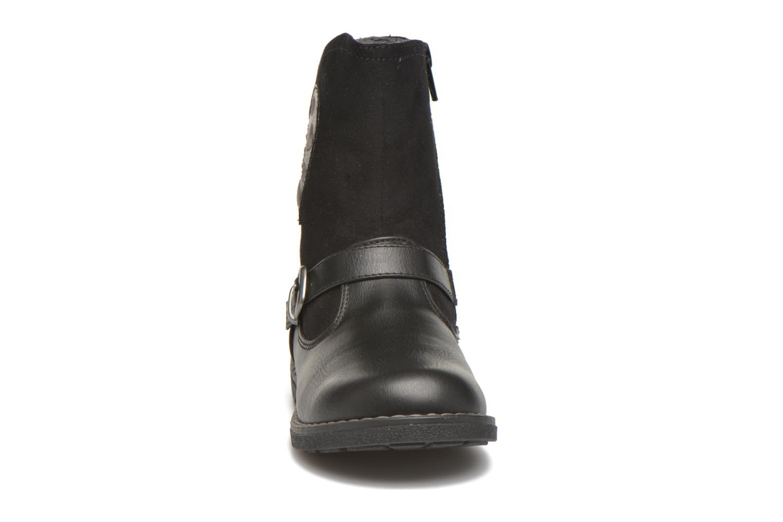 Bottes Chicco Candis Noir vue portées chaussures