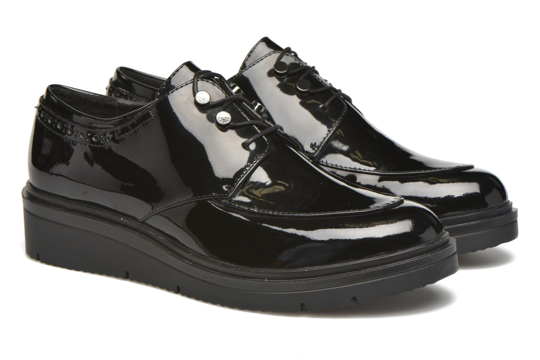 Chaussures à lacets Bruno Premi Ada Noir vue 3/4