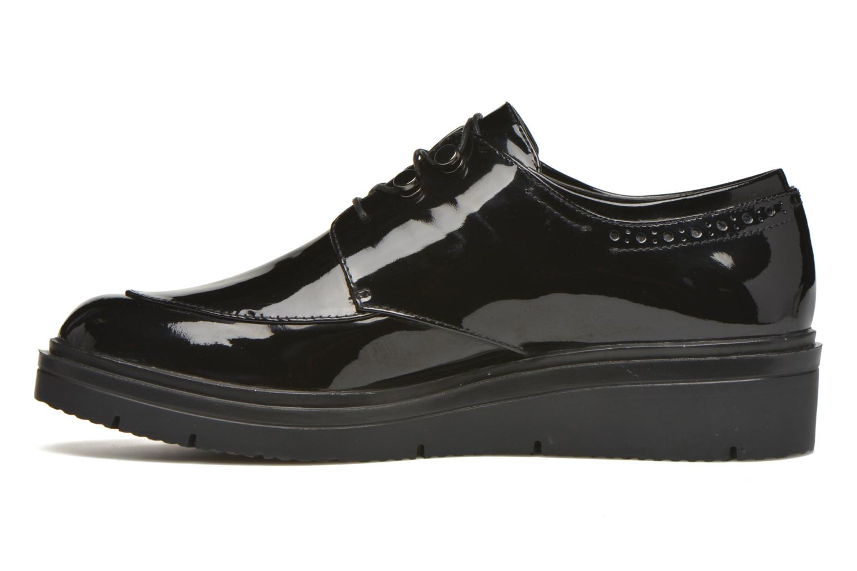 Chaussures à lacets Bruno Premi Ada Noir vue face