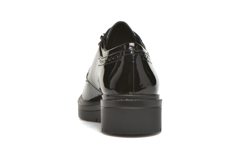 Chaussures à lacets Bruno Premi Ada Noir vue droite