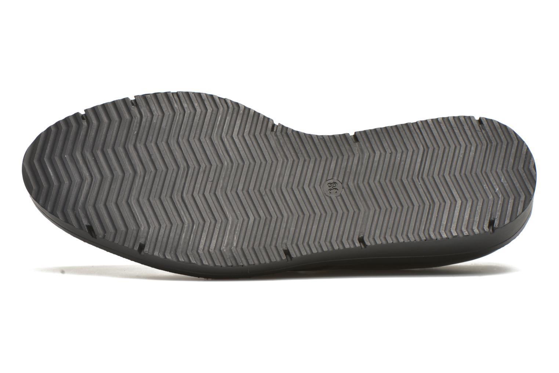 Chaussures à lacets Bruno Premi Ada Noir vue haut