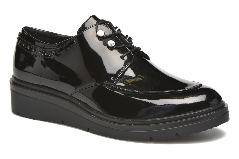 Chaussures à lacets Bruno Premi Ada Noir vue détail/paire