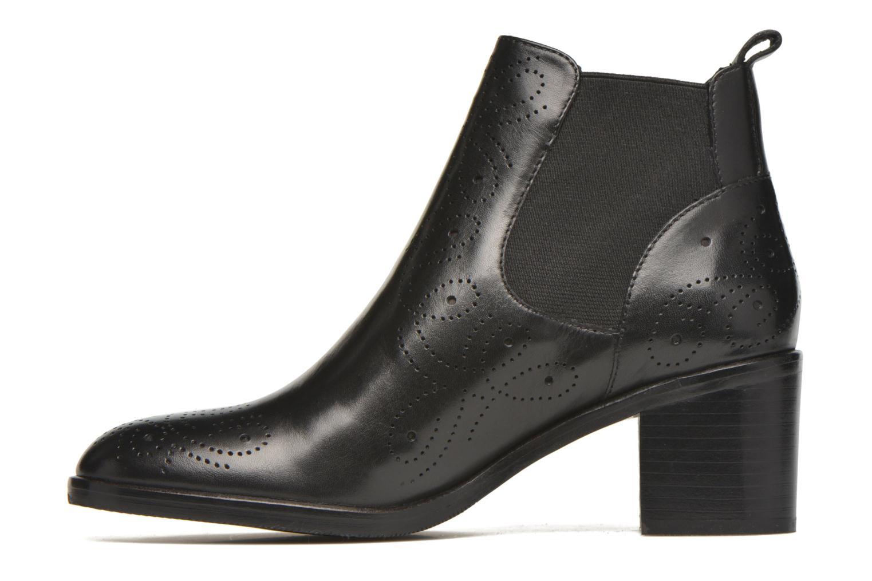 Bottines et boots Bruno Premi Angelina Noir vue face