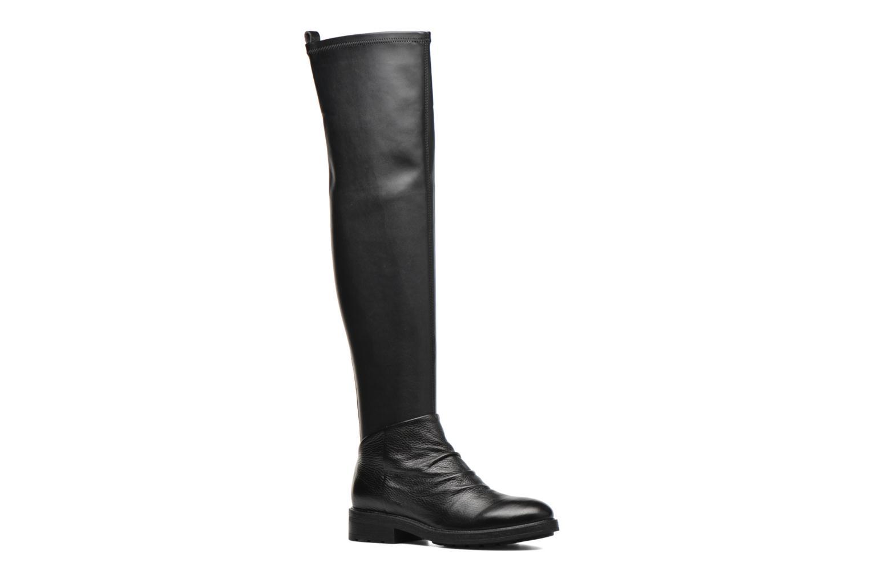 Stiefel Bruno Premi Bianca schwarz detaillierte ansicht/modell