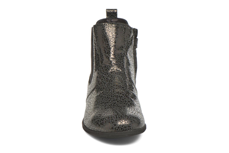 Ankle boots Manuela de Juan Constance 3 Black model view