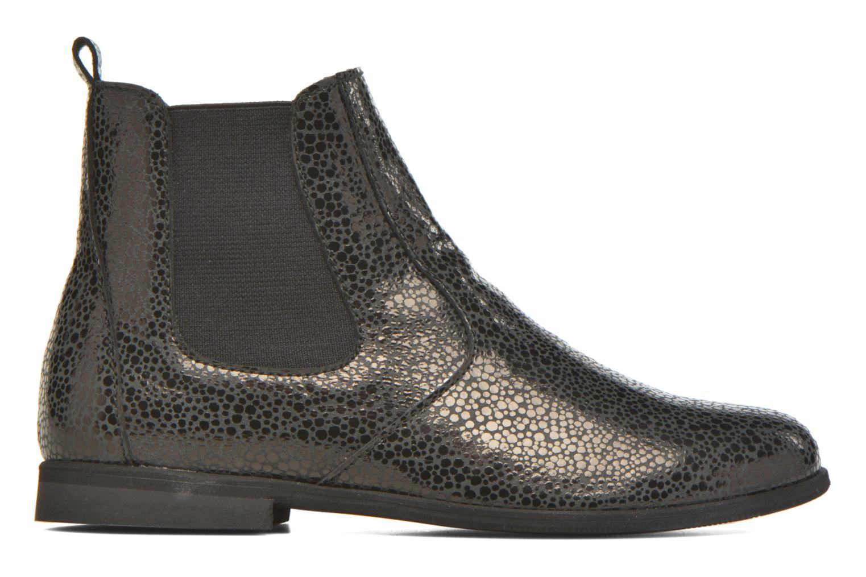 Ankle boots Manuela de Juan Constance 3 Black back view