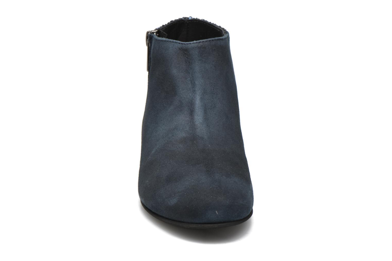 Bottines et boots Manuela de Juan Jenifer Bleu vue portées chaussures