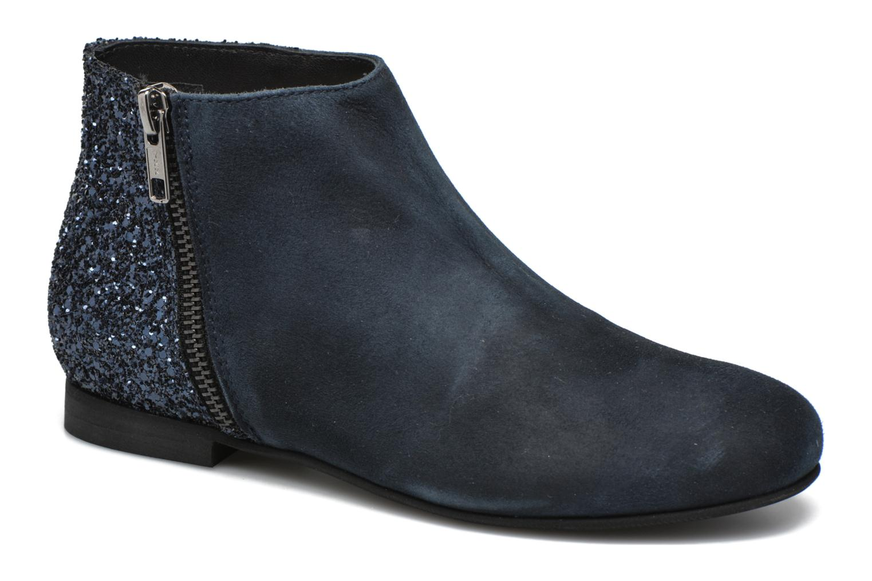 Stiefeletten & Boots Manuela de Juan Jenifer blau detaillierte ansicht/modell