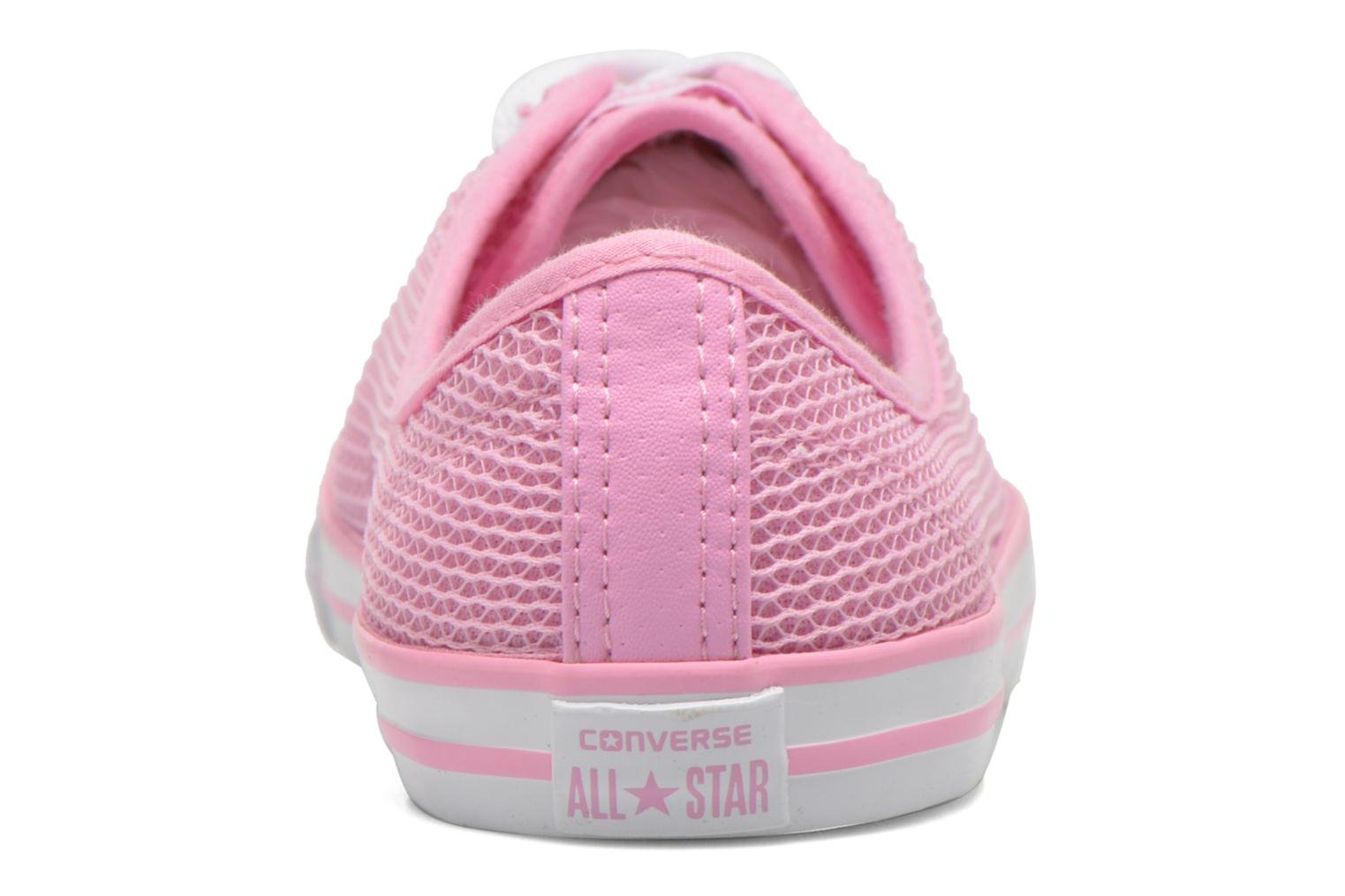 Baskets Converse Chuck Taylor All Star Dainty Ox W Rose vue droite