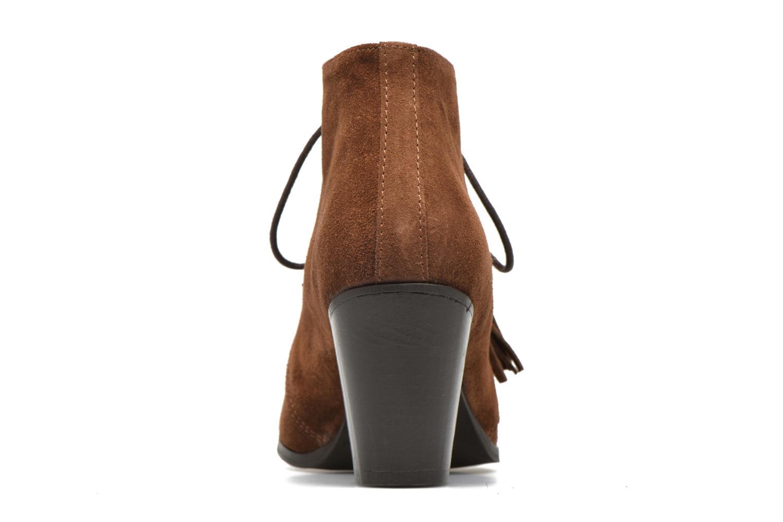 Stiefeletten & Boots Georgia Rose Celipom braun ansicht von rechts