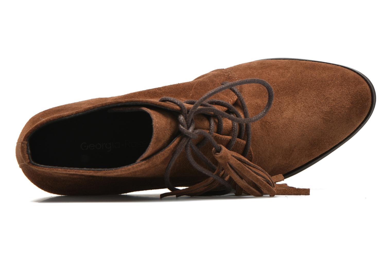 Stiefeletten & Boots Georgia Rose Celipom braun ansicht von links