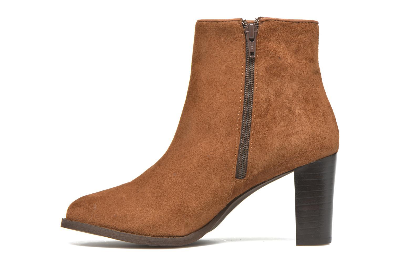 Bottines et boots Georgia Rose Celulu Marron vue face