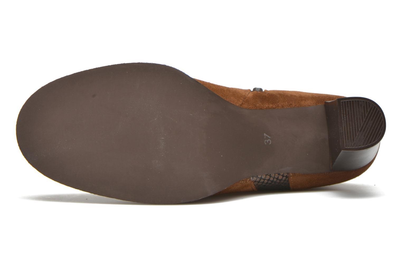 Stiefeletten & Boots Georgia Rose Celulu braun ansicht von oben